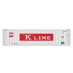 Atlas 3006354 O 40' Reefer Container Assembled K-Line