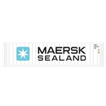Atlas 3006355 O 40' Reefer Container Assembled Maersk-Sealand