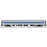 Atlas 3007023A O Comet II Commuter Coach 2-Pack 3-Rail Metro-North 6142 6145 151-3007023A