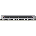 Atlas 3007025C O Comet II Commuter Coach 2-Pack 3-Rail NJ Transit 5409 5435 151-3007025C