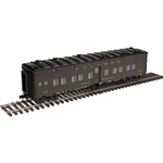 Atlas 3007704 O Troop Slpr 3-Rail Pullman