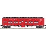 Atlas 3007719 O Troop Sleep 3 Rail D&TS