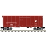 Atlas 3007908 O 40' Wagon-Top Boxcar 3-Rail Pennsylvania Railroad
