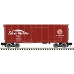 Atlas 3007909 O 40' Wagon-Top Boxcar 3-Rail Seaboard Air Line