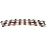 Atlas 6011 O 21st Century Track System Nickel Rail w/Brown Ties 3-Rail O-81 Full Curved Section