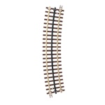 Atlas 6064 O 21st Century Track System Nickel Rail w/Brown Ties 3-Rail O63 Full Curve
