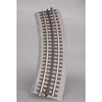 Atlas 66045 O 3-Rail Roadbed Curved Sections O-45 Curve