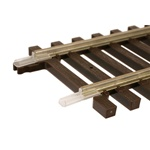 Atlas 7093 O Code 148 Solid Nickel 2-Rail Accessories Insulated Rail Joiners 16/