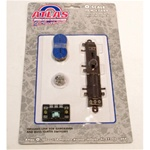 Atlas 7098 O Code 148 Solid Nickel Silver 2-Rail Accessories Left Hand Switch Machine