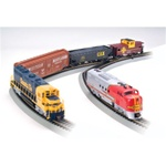 Bachmann 00501 HO Digital Commander Deluxe Set w/DCC SF