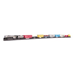 BAC00614 Bachmann Industries HO Overland Limited Train Set, UP