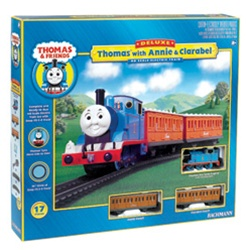 Bachmann 00642 HO Thomas the Tank Engine Train Set