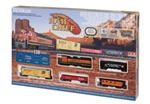 BAC00706 Bachmann Industries HO Rail Chief Train Set