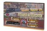 BAC00710 Bachmann Industries HO Durango & Silverton Train Set