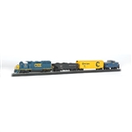 BAC00734 Bachmann Industries HO Coastliner Train Set