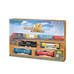 BAC00735 Bachmann Industries HO Harvest Express Train Set