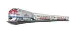 Bachmann 00749 HO The Greatest Show on Earth Special Train Set