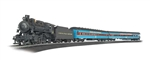 Bachmann 00751 HO North Pole Express Train Set
