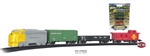 BAC00958 Bachmann Industries HO Battery Operated Rail Express Train Set 160-00958