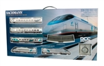 Bachmann 1205 HO Spectrum Acela Set w/DCC Amtrak