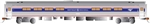 BAC13118 Bachmann Industries HO 85' Budd Amfleet I Business, Amtrak/NE Ph VI
