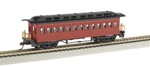 Bachmann 13402 HO Coach Unlettered Red 160-13402 BAC13402