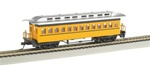 Bachmann 13403 HO Coach Unlettered Yellow 160-13403 BAC13403
