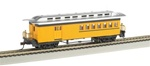 Bachmann 13503 HO 1860 1880 Wood Combine Series Painted Unlettered