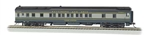 Bachmann 13903 HO 80' Heavyweight Pullman Sleeper w/LED Lighting Baltimore & Ohio