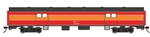 Bachmann 14404 HO 72' Smooth-Side Baggage Southern Pacific 295 Daylight