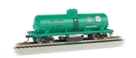 Bachmann 16305 HO Track Cleaning Tank Car Silver Series Union Pacific MOW