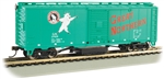 Bachmann 16321 HO Track Cleaning 40' Boxcar w/ Removable Dry Pad Great Northern GN 27429