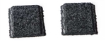 Bachmann 16999 N Replacement Track Cleaner Pad Fits Track Cleaning 50' Plug Door Boxcar