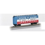 BAC17038 Bachmann Industries HO 40' Boxcar BAR 160-17038
