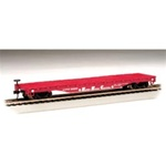 BAC17302 Bachmann Industries HO Flat Car ATSF 160-17302