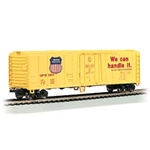 BAC17901 Bachmann Industries HO 50' Stl Reefer UP 160-17901