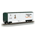 BAC17947 Bachmann Industries HO 50' Stl Reefer Tropicana 160-17947