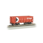 BAC18602 Bachmann Industries HO Ore Car CP Rail #375514 160-18602