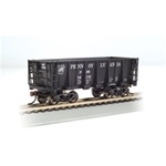 BAC18614 Bachmann Industries HO Ore Car PRR Blk 160-18614