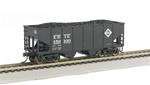 BAC19508 Bachmann Industries HO 55T 2Bay Hop w/Ld ERIE 160-19508