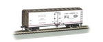 BAC19805 Bachmann Industries HO 40'Wood Reefer Pure Carb 160-19805