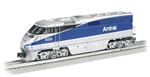 Bachmann 23401 O EMD F59PHI 3-Rail w/True Blast Plus Sound Williams Amtrak #459 Pacific Surfliner