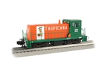 Bachmann 23503 O GE 70-Ton Switcher 3-Rail w/True Blast Plus Sound Williams Tropicana #98