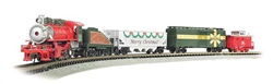 BAC24027 Bachmann Industries N Merry Christmas Express Train Set