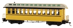 Bachmann 26205 On30 Wood Coach-Observation Spectrum Bumble Bee 160-26205