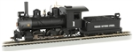 Bachmann 29401 On30 0-6-0 w/ DCC Three Rivers Steel