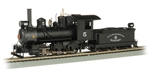 Bachmann 29402 On30 0-6-0 w/ DCC Allegheny Iron Works