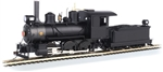 Bachmann 29404 On30 0-6-0 w/ DCC Painted Unlettered