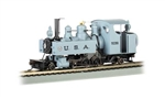 Bachmann 29502 On30 Baldwin Class 10 Trench Engine 2-6-2T WowSound and DCC Spectrum U.S.A. 5091 160-29502