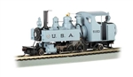 Bachmann 29503 On30 Baldwin Class 10 Trench Engine 2-6-2T WowSound and DCC Spectrum U.S.A. 5053 160-29503